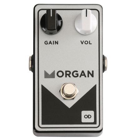 Morgan Transparent Overdrive