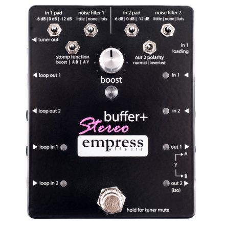 Empress Buffer+ Stereo