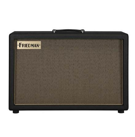 Friedman Runt 212 rear ported ext cab