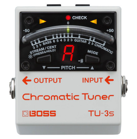 BOSS TU-3S tuner