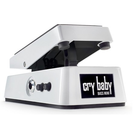 Dunlop Cry Baby CBM105Q Mini Bass Wah