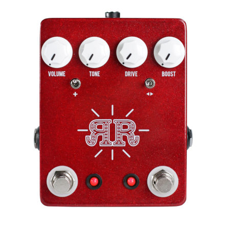JHS Ruby Red Butch Walker Signature