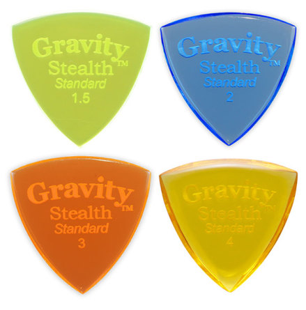 Gravity Picks Stealth Standard