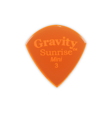 Gravity Picks Sunrise Mini Jazz