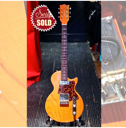 Fano SP6 Roundup orange