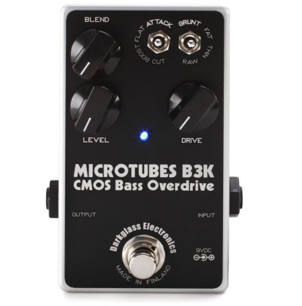 Darkglass Microtubes B3K Bass Distortion