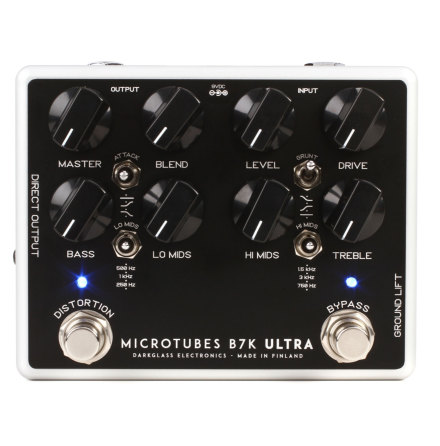 Darkglass Microtubes B7K Ultra