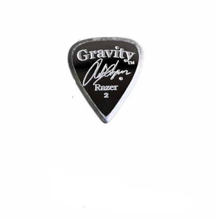 Gravity Picks Rob Chapman Razer Signature 2.0 mm