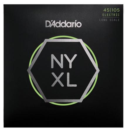 D´Addario Elbas NYXL Nickel Wound 045-105 Custom Light