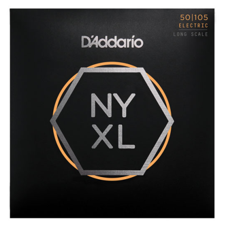 D´Addario Elbas NYXL Nickel Wound 050-105 Medium