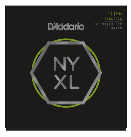 DADDARIO NYXL1156 Elgitarr NYXL 011-056