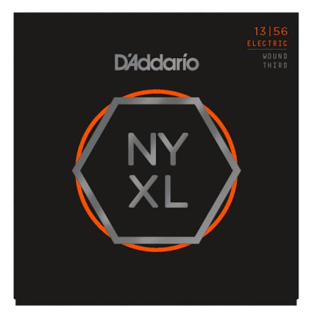 DADDARIO NYXL1356 Elgitarr NYXL 013-056W
