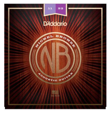 D´Addario Western Nickel Bronze 011-052