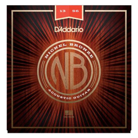 D´Addario Western Nickel Bronze 013-056