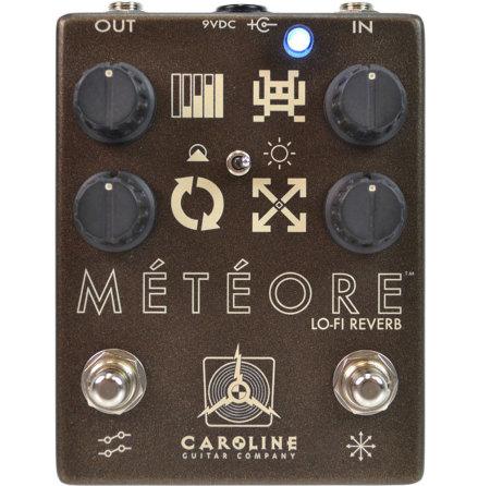 Caroline Guitar Company Meteore Lo-fi Reverb