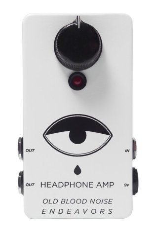 Old Blood Noise Utility 1: Headphone Amp