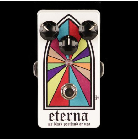 Mr Black Eterna Custom Shimmer Reverb