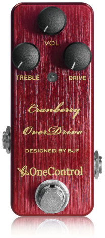 One Control Cranberry OverDrive