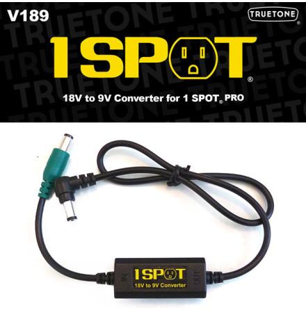 Truetone 18V to 9V Converter