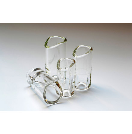 Rockslide Moulded Glass Guitar Slide