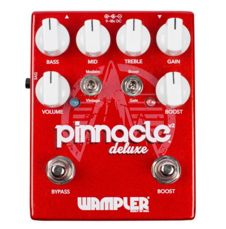 Wampler Pinnacle 2 Deluxe