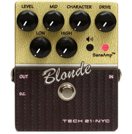 Tech 21 SansAmp Character Series Blonde V2