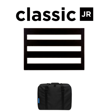 Pedaltrain Classic JR Pedalboard with Soft Case
