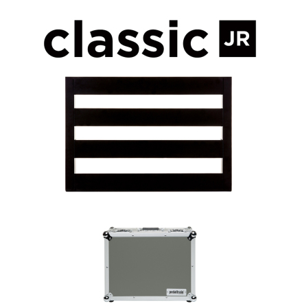 Pedaltrain Classic JR Pedalboard with Tour Case