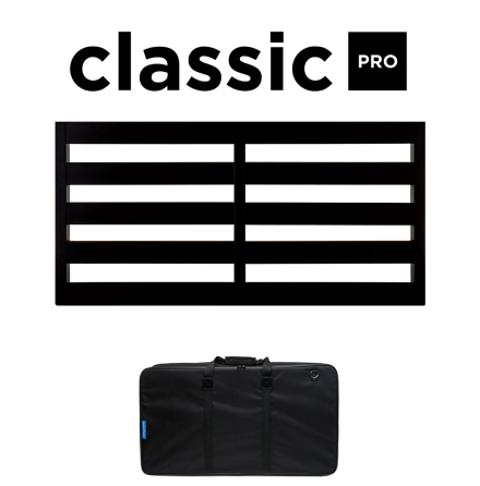 Pedaltrain Classic Pro Pedalboard with Soft Case