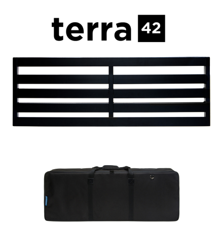 Pedaltrain Terra 42 Pedalboard with Soft Case
