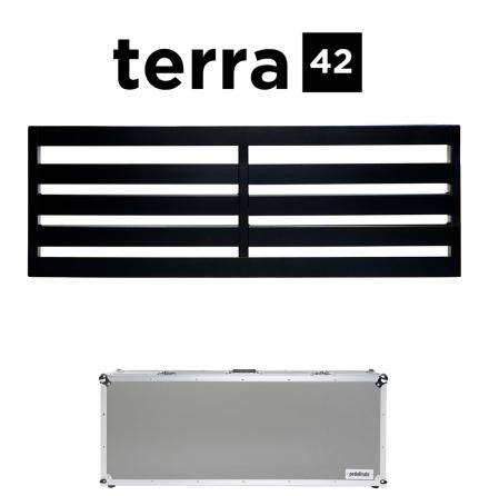 Pedaltrain Terra 42 Tour Case