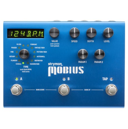 Strymon Mobius Multi-modulation