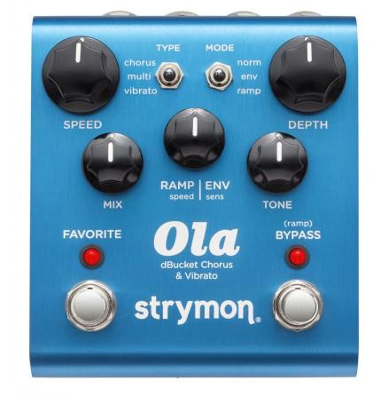 Strymon Ola Chorus and Vibrato
