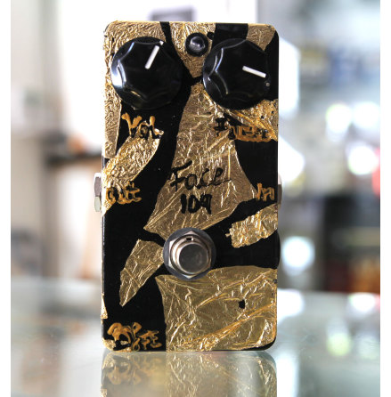 BJF Fuzz 109 Black / Gold