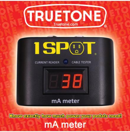 Truetone 1 SPOT mA Meter