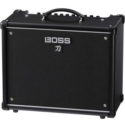 BOSS Katana 50 - 50/25/0.5-watt 1x12 COSM Combo Amp