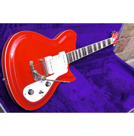 Rivolta Combinata Deluxe Trem Pomodoro Red Metallic