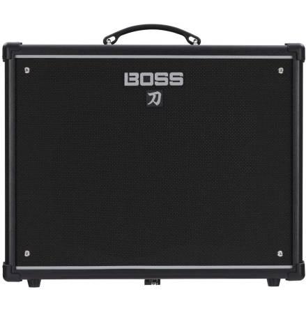 Boss Katana 100 - 100/50/0.5-watt 1x12 COSM Combo Amp