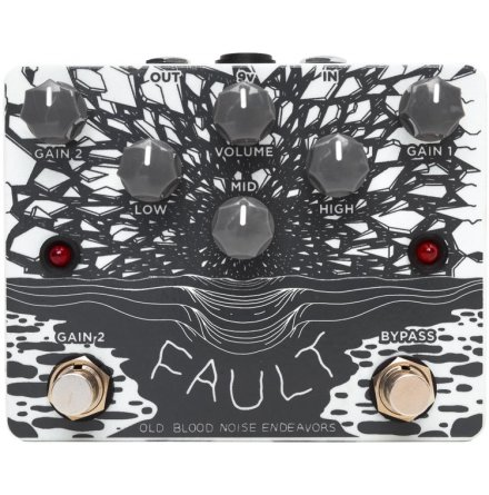 Old Blood The Fault Overdrive/Distortion