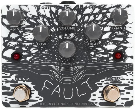 Old Blood Noise The Fault Overdrive/Distortion