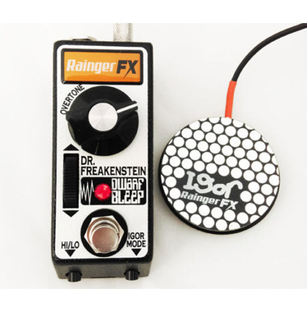 Rainger FX Dr Freakenstein Dwarf Bleep inc. Igor