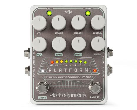 Electro Harmonix Platform Compressor