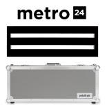 Pedaltrain Metro 24 Pedalboard with Tour Case