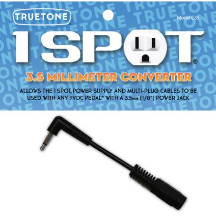 Truetone 3,5mm mini-tele converter