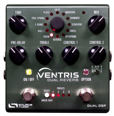 Source Audio Ventris