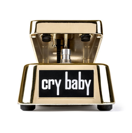 Dunlop GCB95GOLD Cry Baby 50th Anniversary Wah