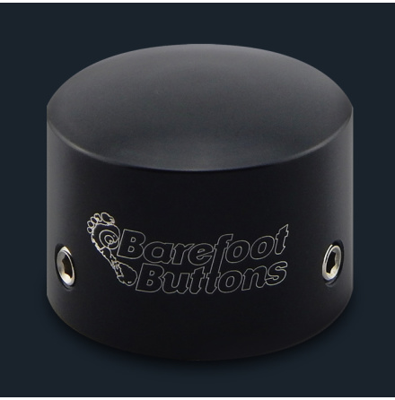 Barefoot Buttons V1 TALL BOY BLACK