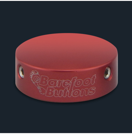 Barefoot Buttons V1 RED
