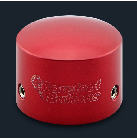 Barefoot Buttons V1 TALL BOY RED