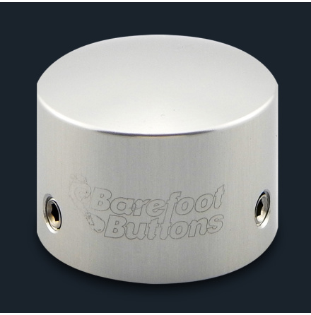 Barefoot Buttons V1 TALL BOY SILVER